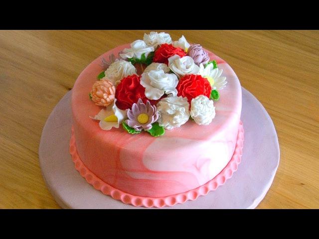 Amazing Cakes Decorating Techniques 2017 😘 Most Satisfying Cake Style Video CakeDecorating 75