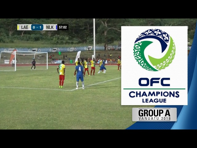 2018 OFC CHAMPIONS LEAGUE | Group A - Ba FC v Tupapa Maraerenga Highlights