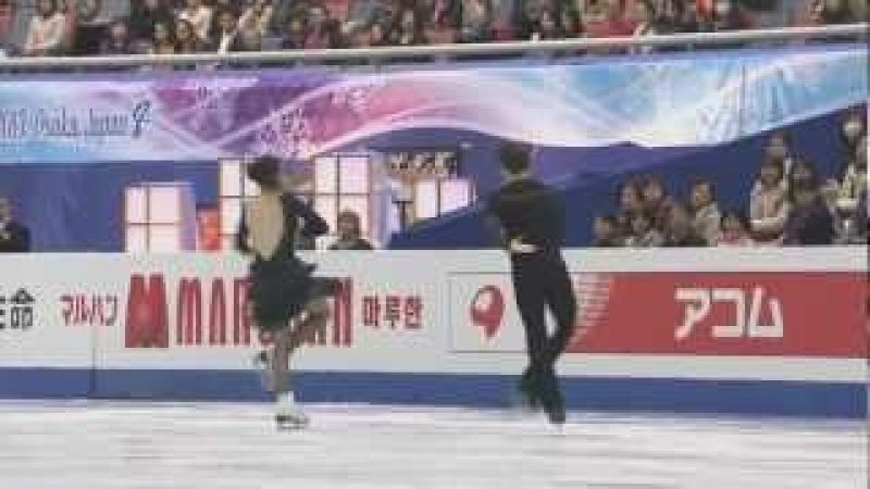 4CC 2013 Tessa VIRTUE Scott MOIR FD (720P No Commentary Ver.) 2013 Four Continents (4CC)