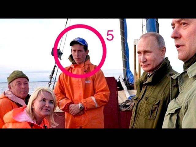 Массовка Путина Кремль держит народ за дураков! ФАКТ!