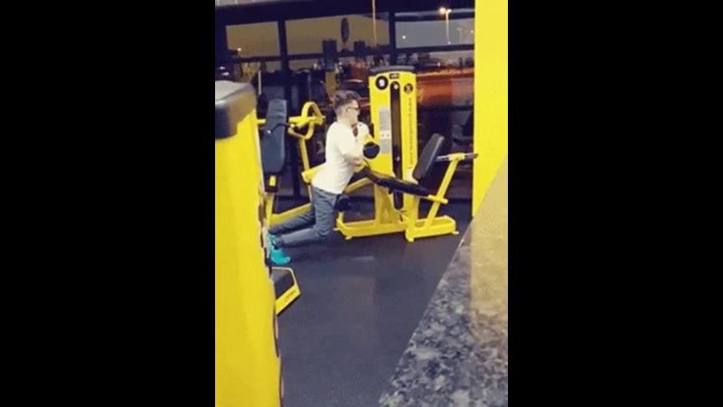 Gym level: Casanova