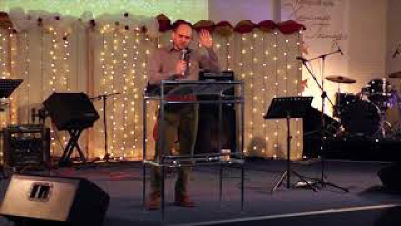 Отвергни отверженность Проповедует Александр Мунтеану Курск