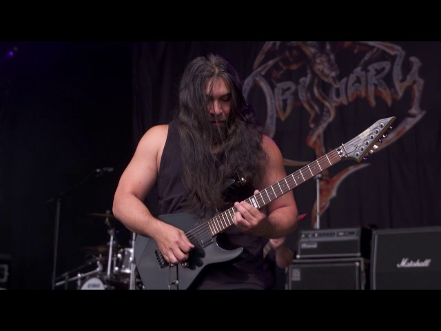 OBITUARY - Full Set Performance - Bloodstock 2017