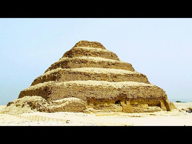 Пирамиды Египта часть1