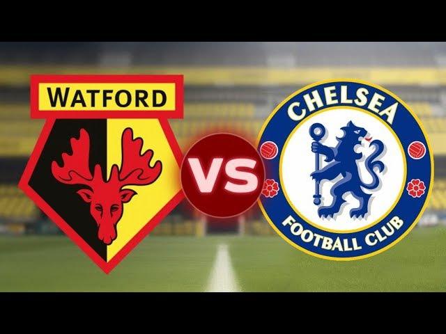 Уотфорд - Челси 05.02.2018 / Англия: Премьер лига / Ставки на спорт / Прогноз на футбол