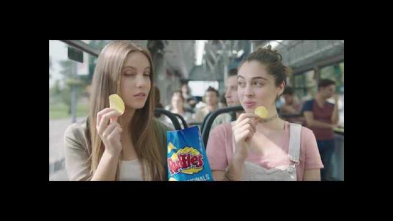 Ruffles Hayatı Dalgaya Almak İsteyenler Reklamı