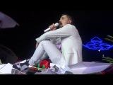 Дима Билан - Невозможное возможно и На Берегу Неба  СПб концерт 02 декабря 2017 г.