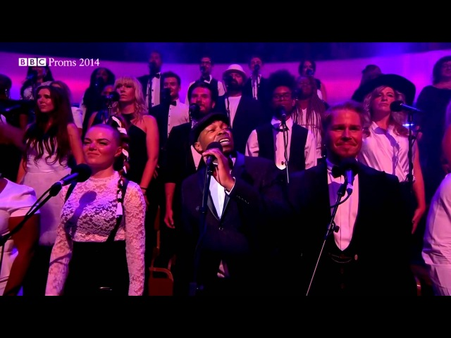 Paloma Faith Can't Rely on You BBC Proms 2014