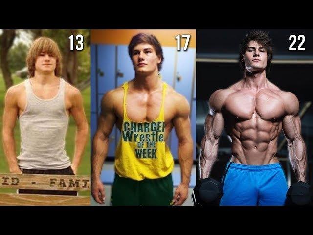 Jeff Seid   Transformation Motivation 2017