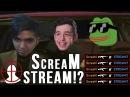 When ScreaM Finally Streams Chapter 2 CSGO