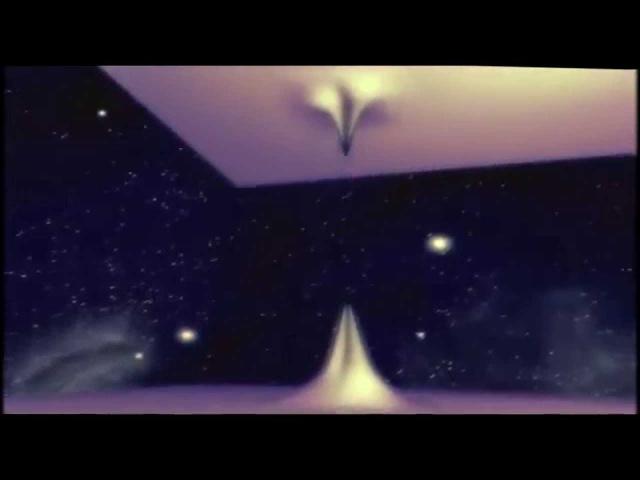 Чёрная дыра . Искажение времени и пространства