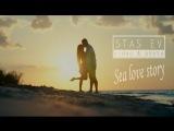 sea love story. wedding video. by stas ev. full hd
