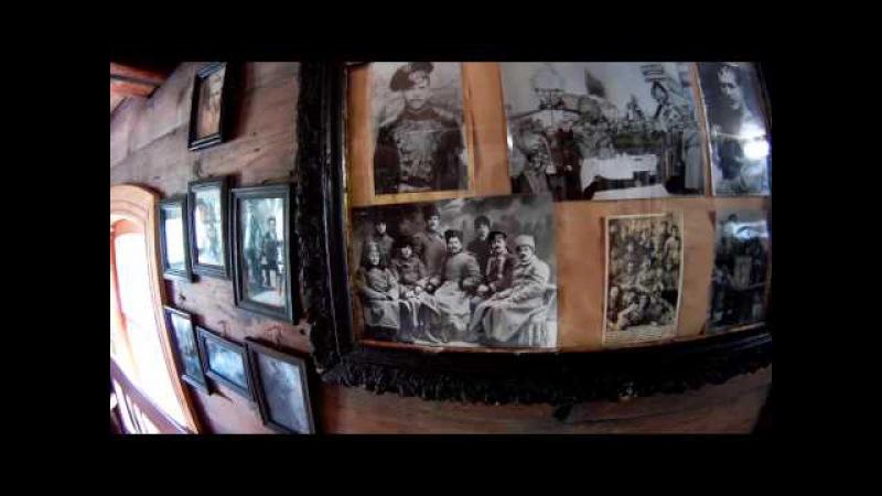 Дом музей Чапаева короткая версия