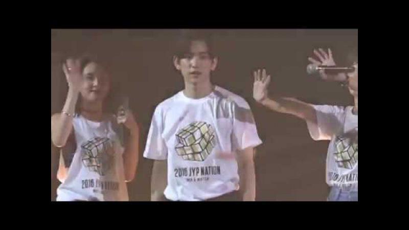 [GOTTWICE] |JinJeong| Jinyoung x Jeongyeon Moments (Say Yes - Loco x Punch)
