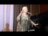 Людмила Лядова исполняет свои песни