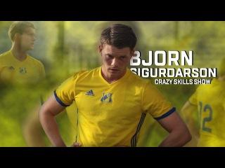 Bjorn Sigurdrason - Crazy Skills Show - 2017/2018 HD