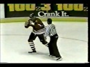 Stu Grimson vs Marty McSorley Jan 30 1993