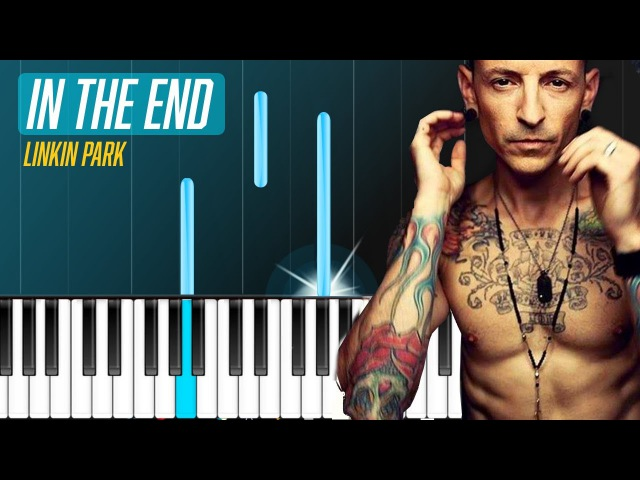 Linkin Park In The End Piano Tutorial Chords How To Play Cover