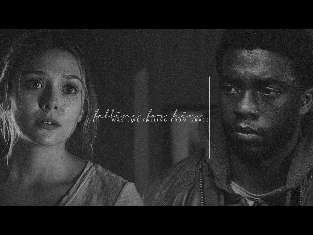 TChalla Wanda | falling for him