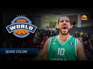 VTBUnitedLeague • All Star Game Starter   World Stars   Joaquin Colom