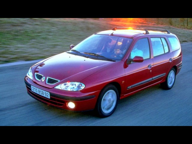 Renault Megane Grandtour '1999–2003