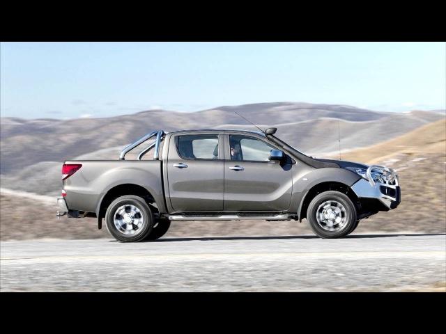 Mazda BT 50 XTR Dual Cab AU spec '2015–