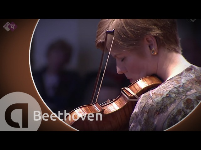 Beethoven Violin Concerto Rotterdam Philharmonic Orchestra and Isabelle Faust Live HD