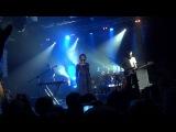 Земфира - &ampquotСнег&ampquot - 24.11.2011 Zapata, Stuttgart