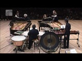 Bela Bartok - Sonata for Two Pianos and Percussion first movement