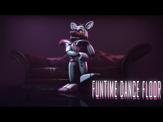 [FNAF SFM] Funtime Dance floor Short (REUPLOAD)