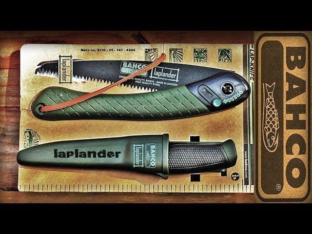 Таежный НАЗ Пила Bahco laplander 396 Нож Mora Knife 2444