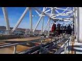 Первое видео с ЖД арки с высоты 35 метров на АД арку