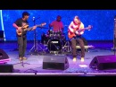 Bass Extremes Steve Bailey and Victor Wooten in jazz festival Eilat 2017