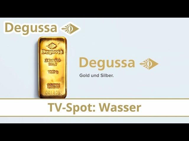 Degussa TV-Spot: Wasser