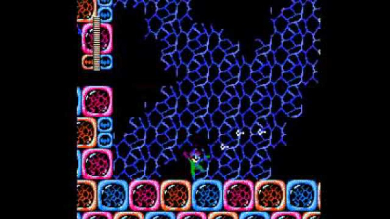 (Nintendo) Riddler's Escape From Arkham (Megaman 3 Rom Hack) Part 7 - Batman