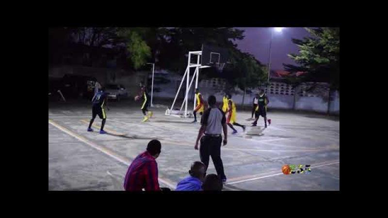 Matabishi bumba sezere a basketball congolese player in tanzania 2017