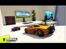 SDMN ЭПИЧНАЯ ИГРОВАЯ КОМНАТА В GTA 5 by ZerkaaPlays
