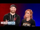Sami Zayn Becky Lynch to compete for UNICEF in WWE Mixed Match Challenge