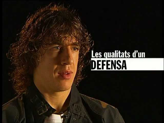 FC BARCELONA - CARLES PUYOL SOCCER LESSONS (24)