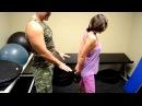 ПЛИЕ! Упражнения для внутренней поверхности БЕДРА И ЯГОДИЦ! Подчеркивает линию ягодичных мышц!