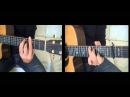 Brothers In Arms Acoustic Guitar Lesson (Dire Straits Cover)
