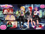 Dress Up Games For Girls Princess Punk Street Style Contest
