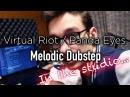 Making a track... VIRTUAL RIOT / PANDA EYES style