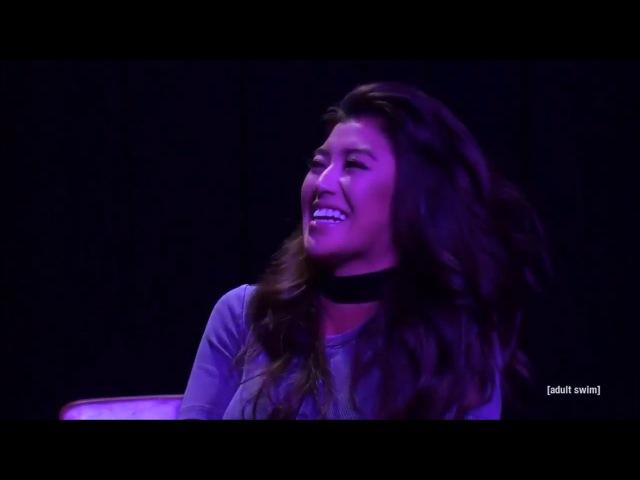 Eric Andre Interviews Dumb Heus Jennifer Lee