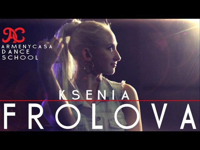 Ksenia Frolova Volgograd