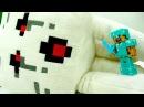 Новое оружие Стива! Видео игры Майнкрафт Лего.