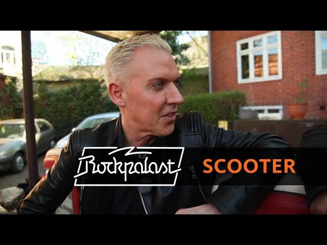 Scooter | BACKSTAGE | Rockpalast | 2015