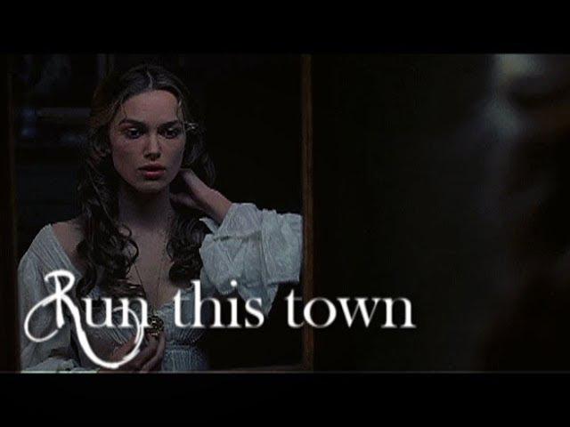 Elizabeth Swan | run this town [Happy Birthday, Janine!]