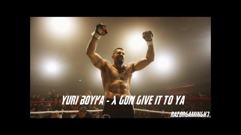 Yuri Boyka X Gon Give It To Ya HD