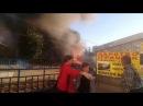 Пожар на Гната Юры 14.09.17 Пожар на Колибрисе Горит Рынок пожежа на гната юри, Терак...